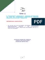 Tema 11 General.procedimiento Administrativo.