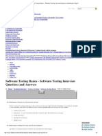 Software Testing Basics ..3