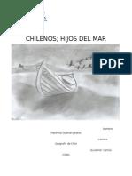 Chilenos; Hijos Del Mar. M.G