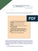 Fundamentos y Aplicaciones Enfoque Modular