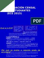 Evaluacion Ece 2015