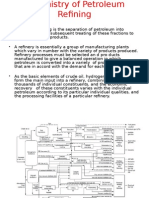 Chemistry of Petroleum Refining-1