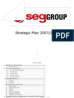 Strategic Plan-review Template