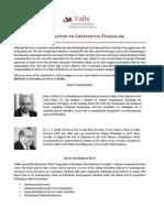 Conversation on 'Cooperative Federalism