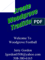 Woodgrove Parent/Player Presentation