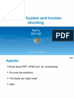 TMA System and Trouble Shooting_V1.1