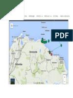 Limites de Guyana Gaceta Oficial Julio 2015