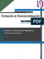 Mat.complementario- Análisis Del Estrés en Laboratorio