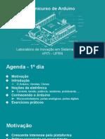 Minicurso Arduino - Apresentação