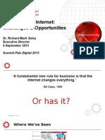 Presentación Richard Soley, Industrial Internet Consortium