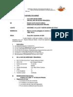 Modelo Informe y Oficio