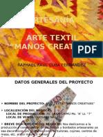 Diapositivas artesanía