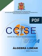 Algebra Linear Exercicios