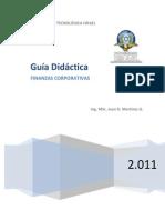 Guia Finanzas Corporativas