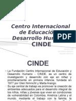 Centro Internacional de Educación y Desarrollo Humano