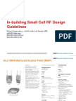 Small Cell RF Design Guidelines