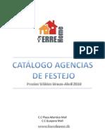 Catalogo Ofertas Para Agencias de Festejo- Ferrehome
