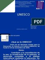 Presentación de la Unesco