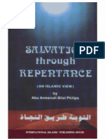 Repentance by Bilal Philips