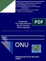 Universidad Pedagógica Experimental Libertador Instituto Pedagógico De