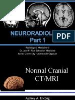 Radiology | Medicine-3 Dr. Jose P. Rizal