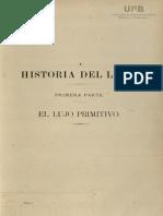 Historia Del Lujo
