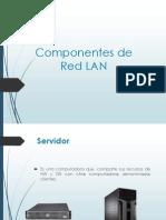 Componentes de Red LAN