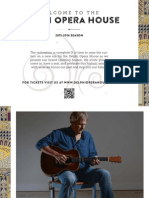Delphi Opera House Program Guide 2015-2016