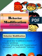 1 behavior modification  santos