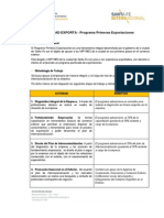 Información PPE