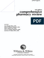 Comprehensive Pharmacy review 3rd edition