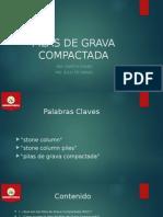Pilas de Grava Compactada 2nd Draft