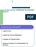Introduction Au Traitement de Donnees Avec R