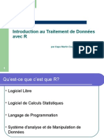 Introduction au traitement de donnees avec R (Jour 1)