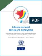 Informe Argentina Beijing 20
