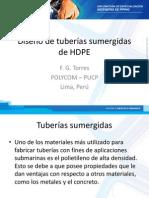Diseño Tuberías Sumergidas de HDPE
