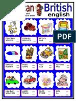 10189 American British English Set i