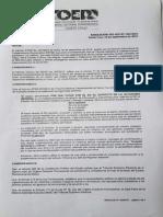 Resolución TDE SCZ N° 169/2015