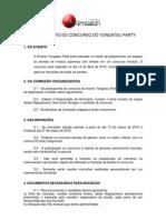 Regulamento Do Yongatsu Party