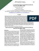 Indice de Educación y Consumo de Agua en Los Distritos de Riego de Mexico