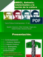 Antonio Gramsci - Presentación TPC