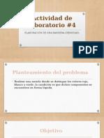 ACTIVIDAD DE LABORATORIO # 4