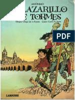 Lazarillo de Tormes en Historieta