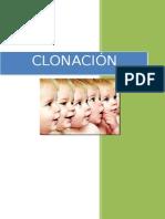 Clonacion