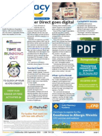 Pharmacy Daily for Wed 16 Sep 2015 - Direct supply goes digital, ASMI finds RB in breach, Male fertility pill, Health AMPERSAND Beauty and much more