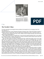 The Novelist's Muse | Dartmouth Alumni Magazine