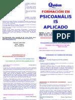 Folleto Formación 2014 - 2015