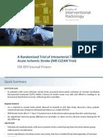 MR CLEAN Journal Primer Donaldson