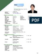 Mark O Resume