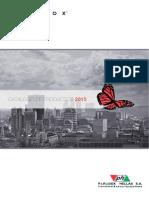 Catalogo PARADOX 2015